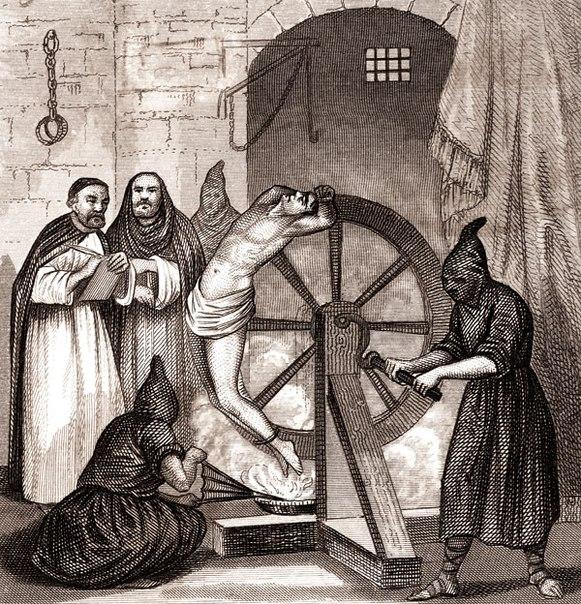 christian torture