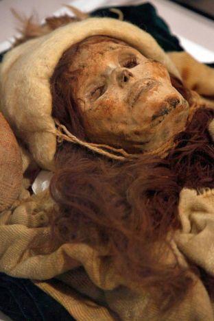 mummy The Beauty of Xiaohe