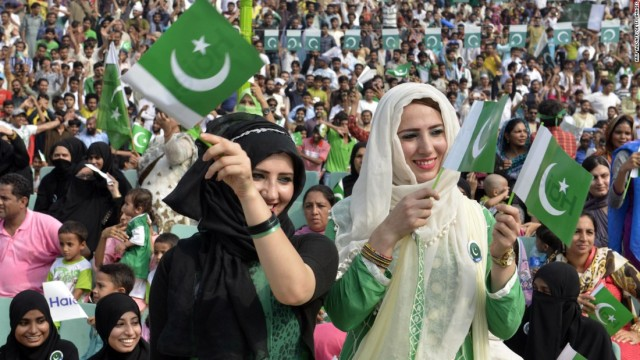 A Few Lessons from Pakistan pakistan-independence-women