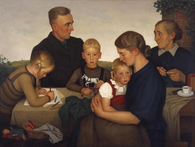 The Aryan Family