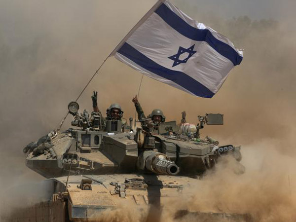 the evolution - israeli tank