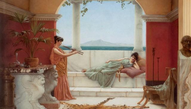 The Feminist Movement - greek women