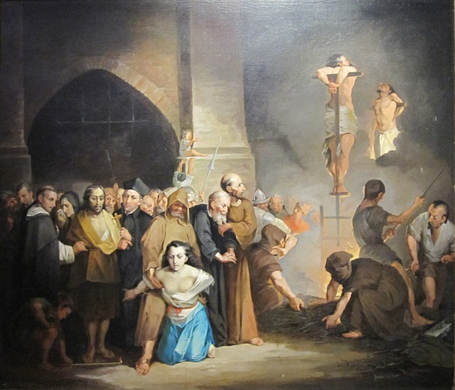 The Inquisition in Mexico - Joaquin_Pinto_-_The_Inquisition