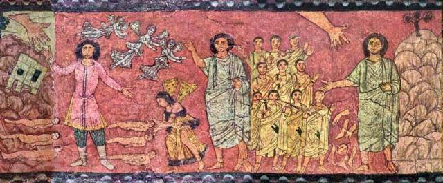 the messianic -Dura-ezekiel