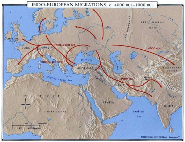 aryan-migrations